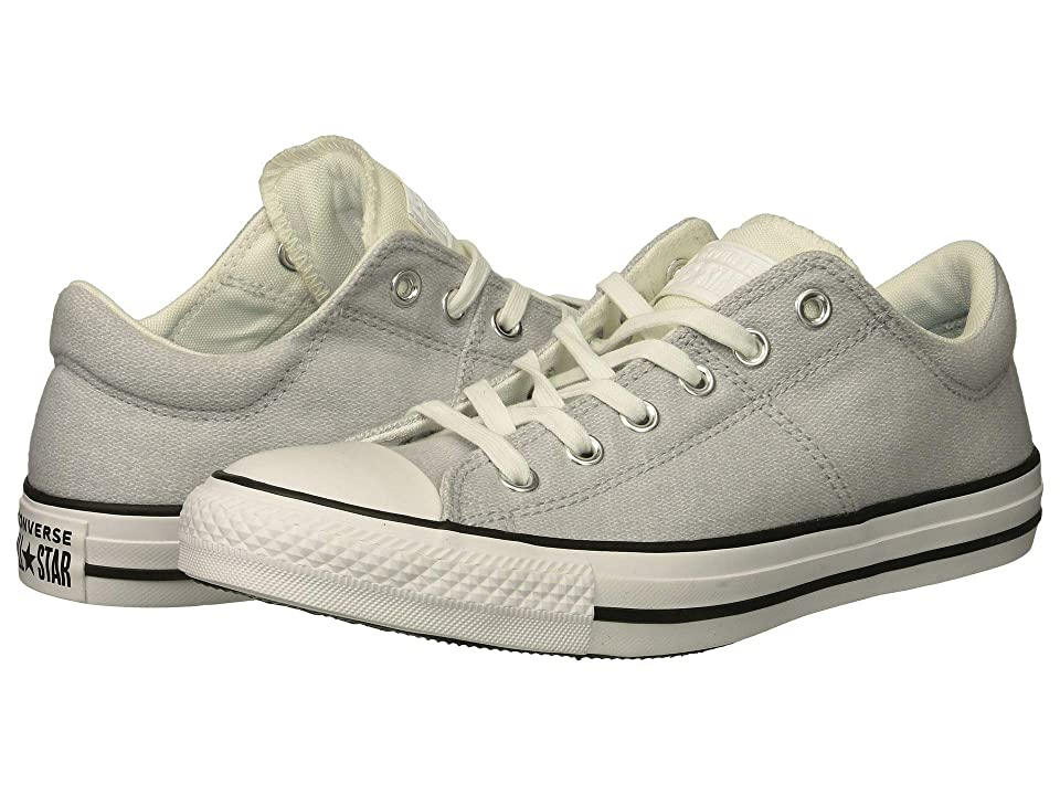 Converse Chuck Taylor All Star Madison Ox (Wolf Grey/WHite/Rapid Teal) Women