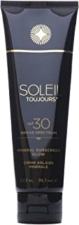 Soleil Toujours SPF 30 Glow Mineral Sunscreen