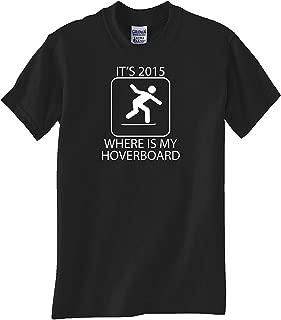 Gildan Hoverboard - Black T Shirt