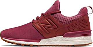 New Balance Womens WS574DP Ws574dp Pink Size: