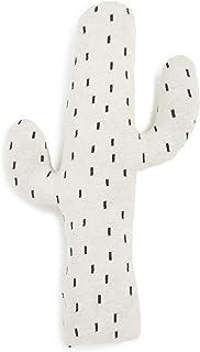 OYOY Kaktus kudde dekoration för babyrummet och barnkammaren – barnkudde av bomull, mjuk, 45 x 28 cm stor – 1100811