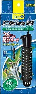 テトラ (Tetra) 水槽 26℃ミニヒーター 100W