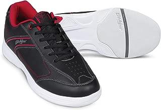 KR Strikeforce Flyer Lite Black/Red Bowling Shoe Men's