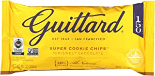 Guittard, Baking Chips Super Cookie, 10 Ounce