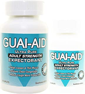 124 Guai-Aid® 600mg