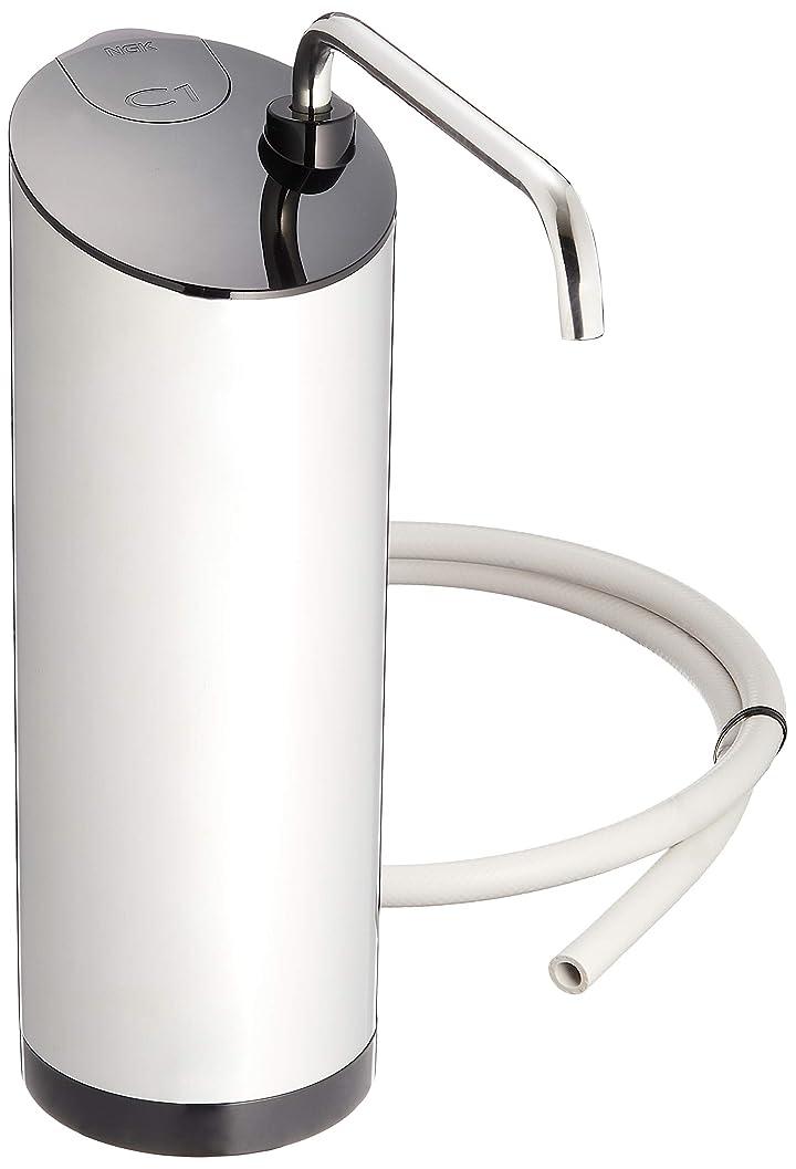 モッキンバードプロフィールフォーク浄水器 C1 SLIM CW-401