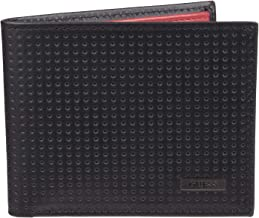 GUESS Men's Leather Slim Bifold Wallet
