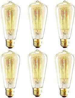 Best edison bulb soft white Reviews