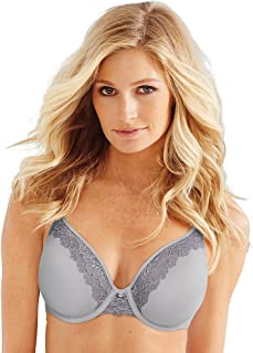 Bali One Smooth U Ultra Light Lift with Lace Underwire Bra