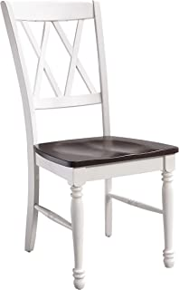 Crosley Furniture Shelby Dining Chairs (Set of 2), White