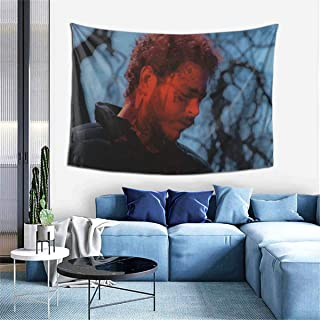 ZAZAHUI Austin Richard Post Tapestry Wall Hanging Tapestry Home Decor Malone Tapestries Wall Art for Living Room Bedroom 60x40In