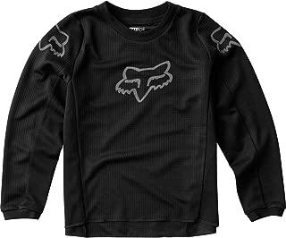 Fox Racing 2020 Peewee 180 Jersey - Prix (Medium) (Black/Black)