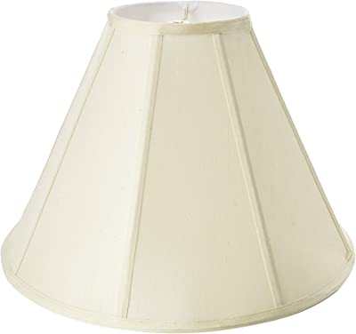 Sea Gull Lighting 94391-6125 Ambiance-3-Inch Glass Shade Cased Opal Ribbed Finish