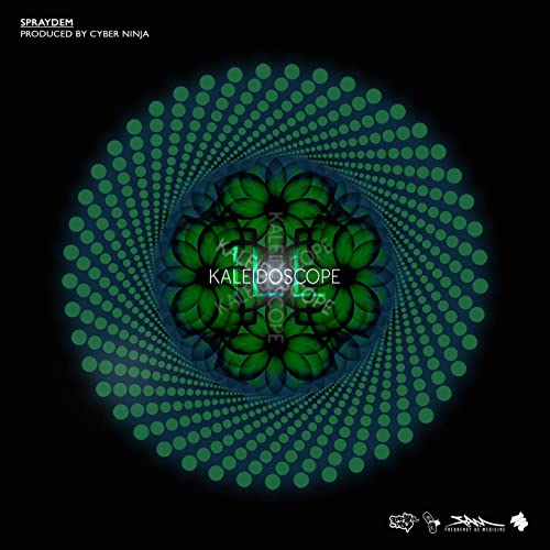 Ill Kaleidoscope (feat. Cyber Ninja) by Spraydem on Amazon ...