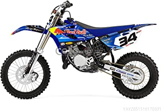 GRAPHICS DECALS STICKERS FULL KIT FOR YAMAHA YZ85 2015-2018