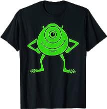 Disney Pixar Monsters Inc. Mike Wazowski Green Pose T-Shirt