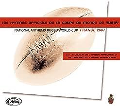 Les hymnes officiels de la Coupe du Monde de Rugby (National Anthems Rugby World Cup France)