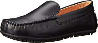 umi Saul II Uniform Mocassin Driver Uniform Slip-On Uniform Loafer (Little Kid/Big Kid)