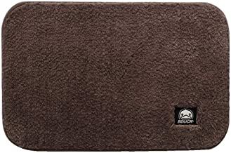 BDUCK Luxury Bath Mat Size 50x60cm Super Absorbent Water,Non-Slip,Machine-Washable,Soft, Shaggy and Cozy,Thick Modern for ...