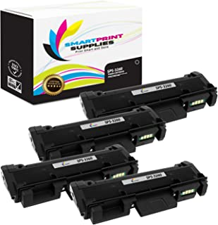 Smart Print Supplies Compatible 106R02777 Black Toner Cartridge Replacement for Xerox Phaser 3260, Workcentre 3215 3225 Printers (3,000 Pages) - 4 Pack