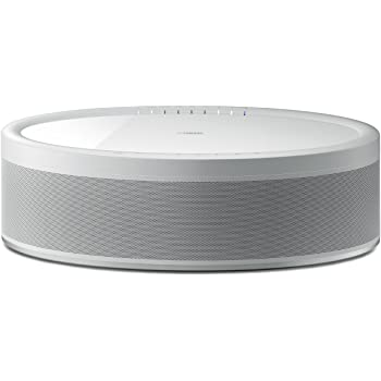 Yamaha MusicCast 50 multi-room audio powered speaker (white)