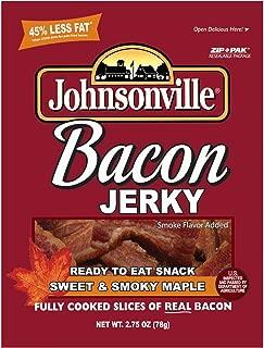 Johnsonville Sweet & Smoky MAPLE BACON JERKY