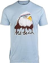 USA Mullet Eagle | Patriotic 80's Eagle of Freedom - Merica Unisex T-Shirt