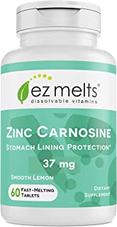 Best zinc carnosine powder Reviews