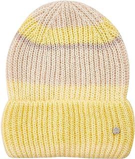 Esprit 129ea1p002 Gorro de Punto, Amarillo (Dusty Yellow 765), Talla Única (Talla del Fabricante: 1Size) para Mujer