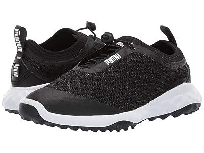 PUMA Golf Brea Fusion Sport (PUMA Black/White) Women