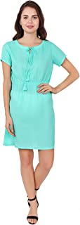 STITCH VASTRA Women's Knee Length Dress
