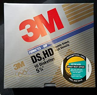 Imation 3M Diskettes 5 1/4