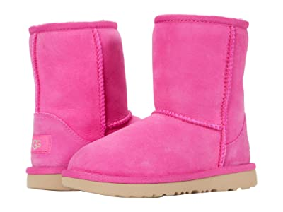 UGG Kids Classic II (Toddler/Little Kid) (Rock Rose) Girls Shoes
