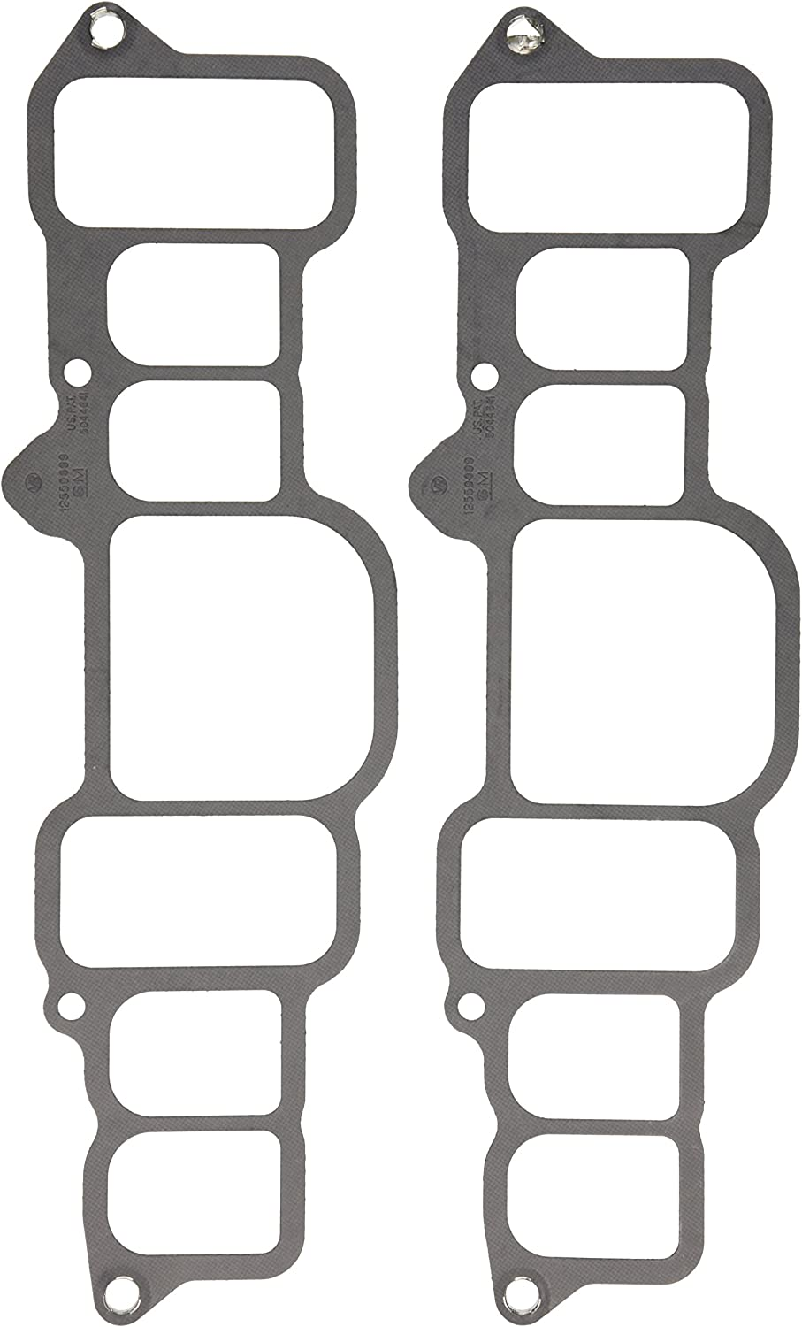 GM Genuine Super sale Parts 12534215 Intake Manifold Side Directly managed store Gasket Kit with I