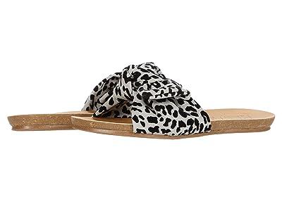 Blowfish Kids Gett K (Little Kid/Big Kid) (Fog Grey Leopard Grasslands PU) Girls Shoes
