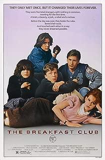 Kopoo Breakfast Club Poster The (1985), 24