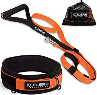X-PLOSIVE Speed Training Kit / Overload Running Resistance & Release / Harness & Resistance Band, Speed and Agility Equipm...