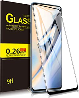 ELTD For Oneplus 7t pro Screen Protector, 9H Hardness HD clear Easy & Bubble Free Installation Tempered Glass Screen Prote...
