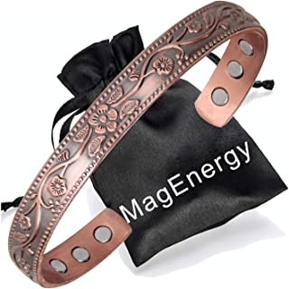 Copper Magnetic Bracelet Women Arthritis