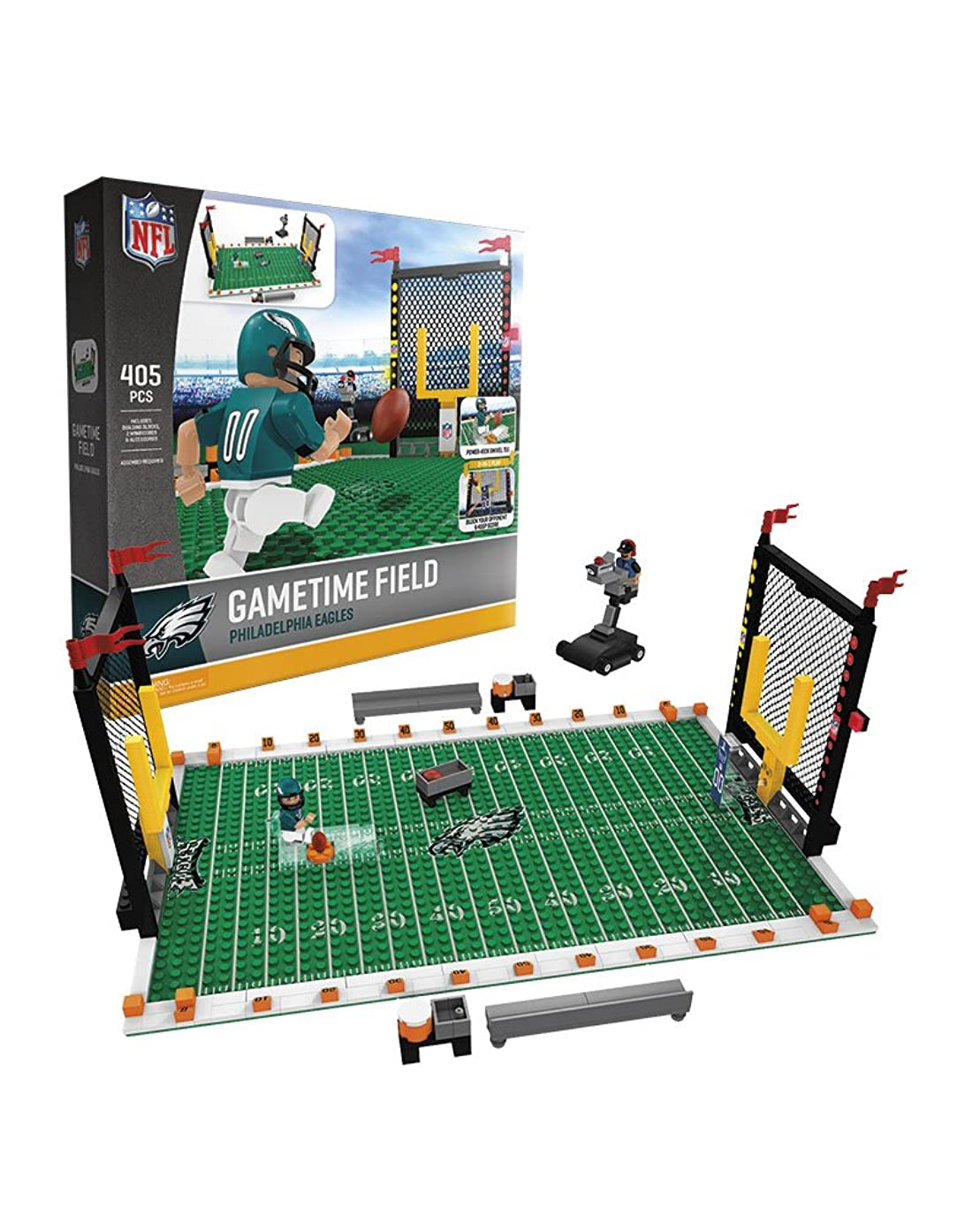 NFL Philadelphia Eagles OYO Gametime Set 2.0