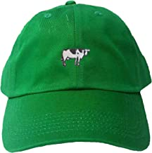 Go All Out Adult Cow Embroidered Dad Hat