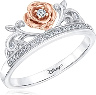 Best disney enchanted rose engagement ring Reviews