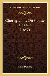 Chorographie Du Comte De Nice (1847)
