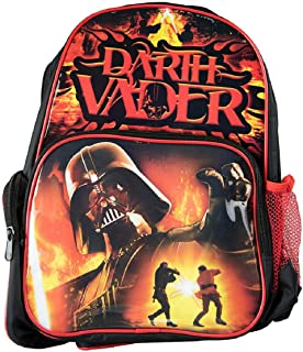 Darth Vader Backpack Star Wars Disney School Preschool Daycare Kids