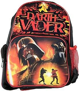 New Darth Vader Backpack Disney School Preschool Daycare Kids