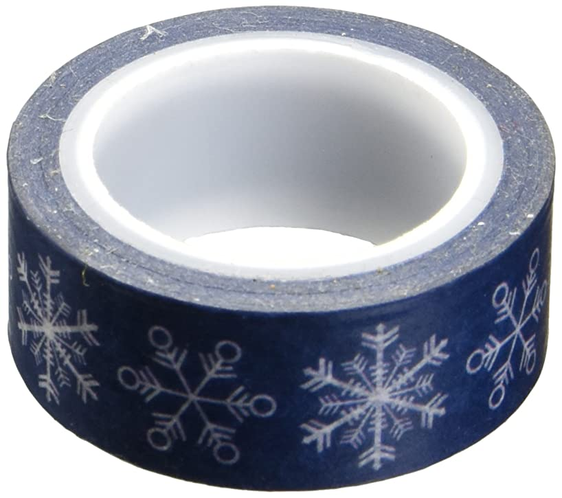 Echo Park Paper Company Decorative Tape - Snowflakes