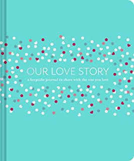 Best our love story journal memory book Reviews