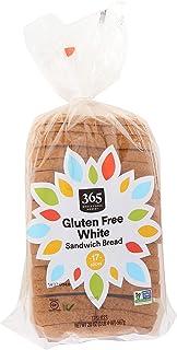 365 by Whole Foods Market, Sandwich Bread, Gluten Free White (17 Slices), 20 Ounce