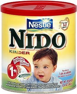 雀巢 Nido 牛奶粉,适合 1 岁以上儿童,含*成分,12.6 盎司容器(3 瓶装)