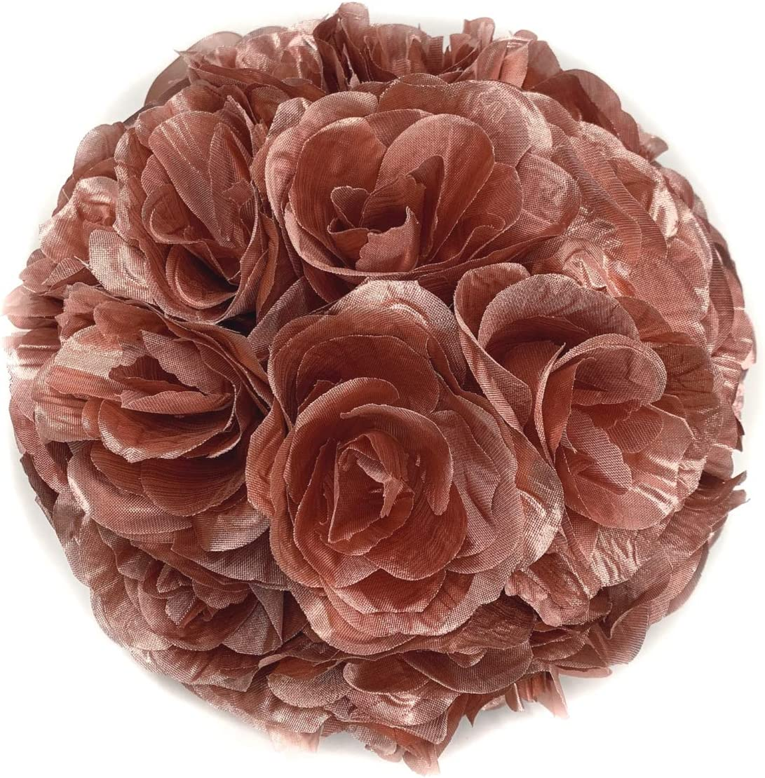 Ben Collection 10 Pack of Genuine Fabric Rose Silk Flowers Po Artificial Ranking TOP19